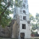 Erstwhile Watch Tower at the Fort