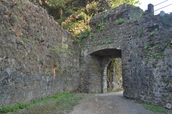 Fort Entrance