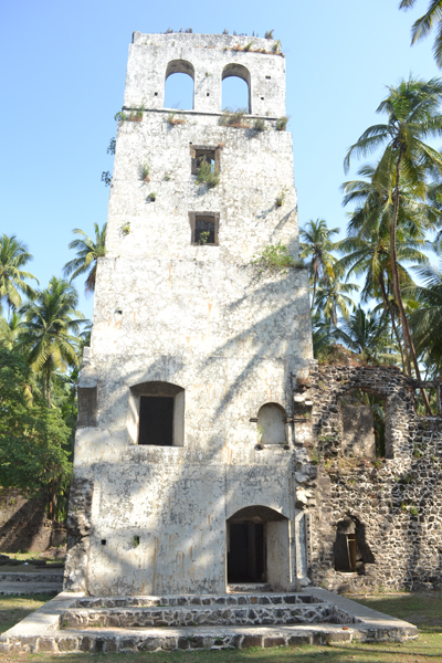 Watchtower at Revdanda Fort